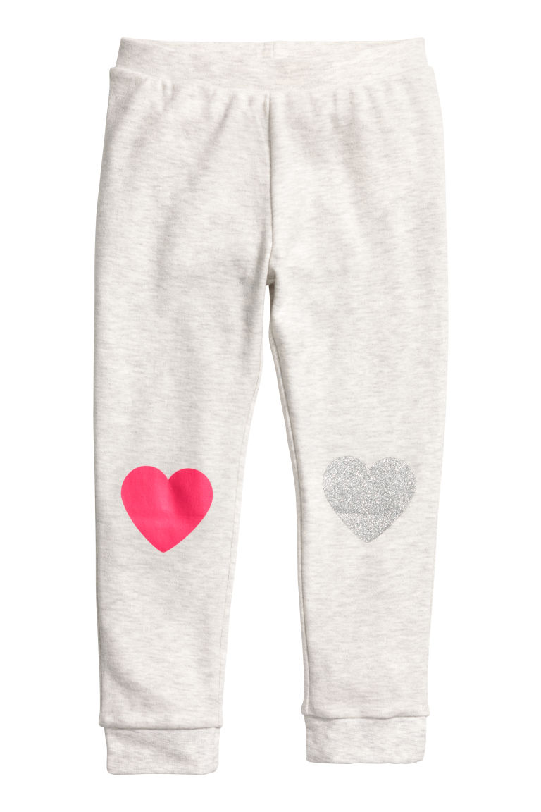 Pyjama en molleton - Gris clair/My Little Pony - ENFANT | H&M FR