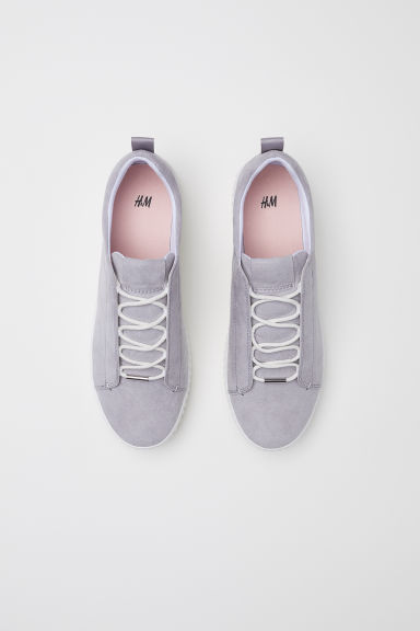 Sneakers - Lichtgrijs -  | H&M BE
