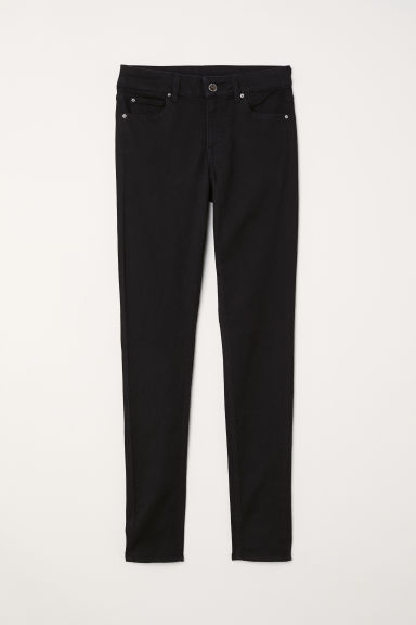 Slim Low Jeans - Nero -  | H&M IT