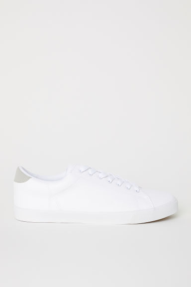 Trainers - White - Men | H&M