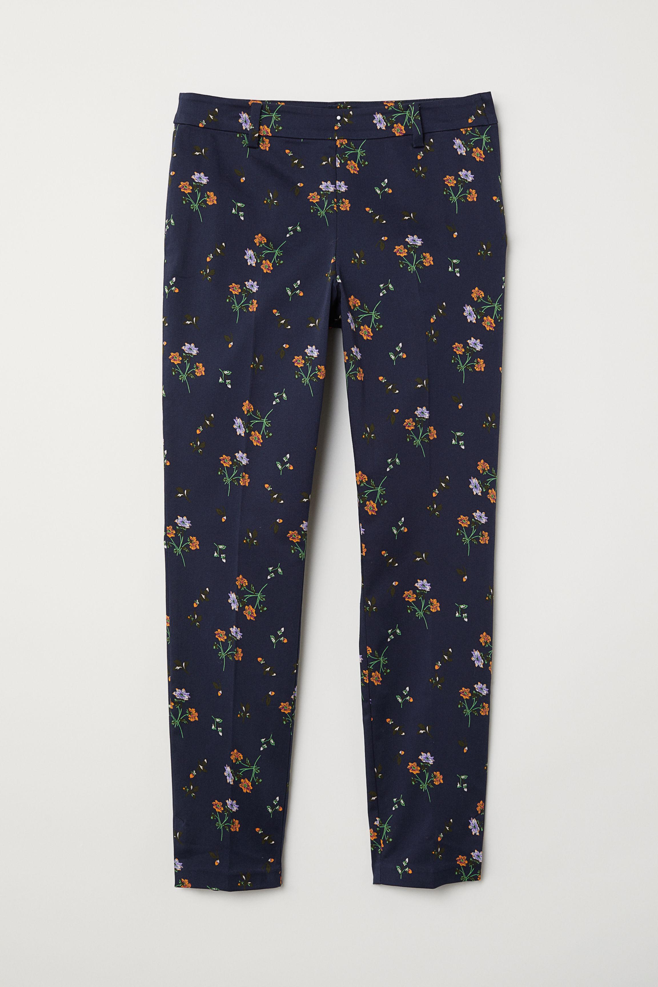 a05f19285f Blue Patterned Dress Pants – DACC