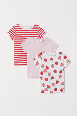 a2032c0b37 Girls Tops & T-shirts - 18 months - 10 years - Shop online | H&M US
