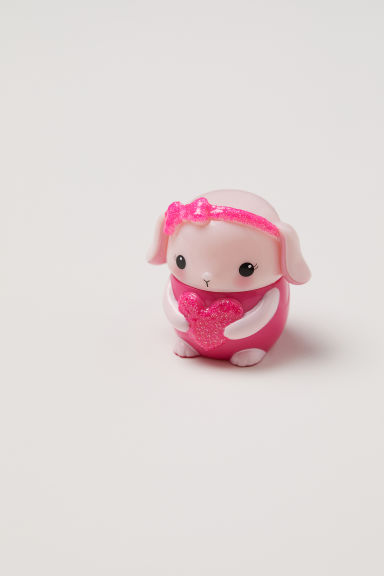 Lip balm - Pink/Rabbit - Kids | H&M
