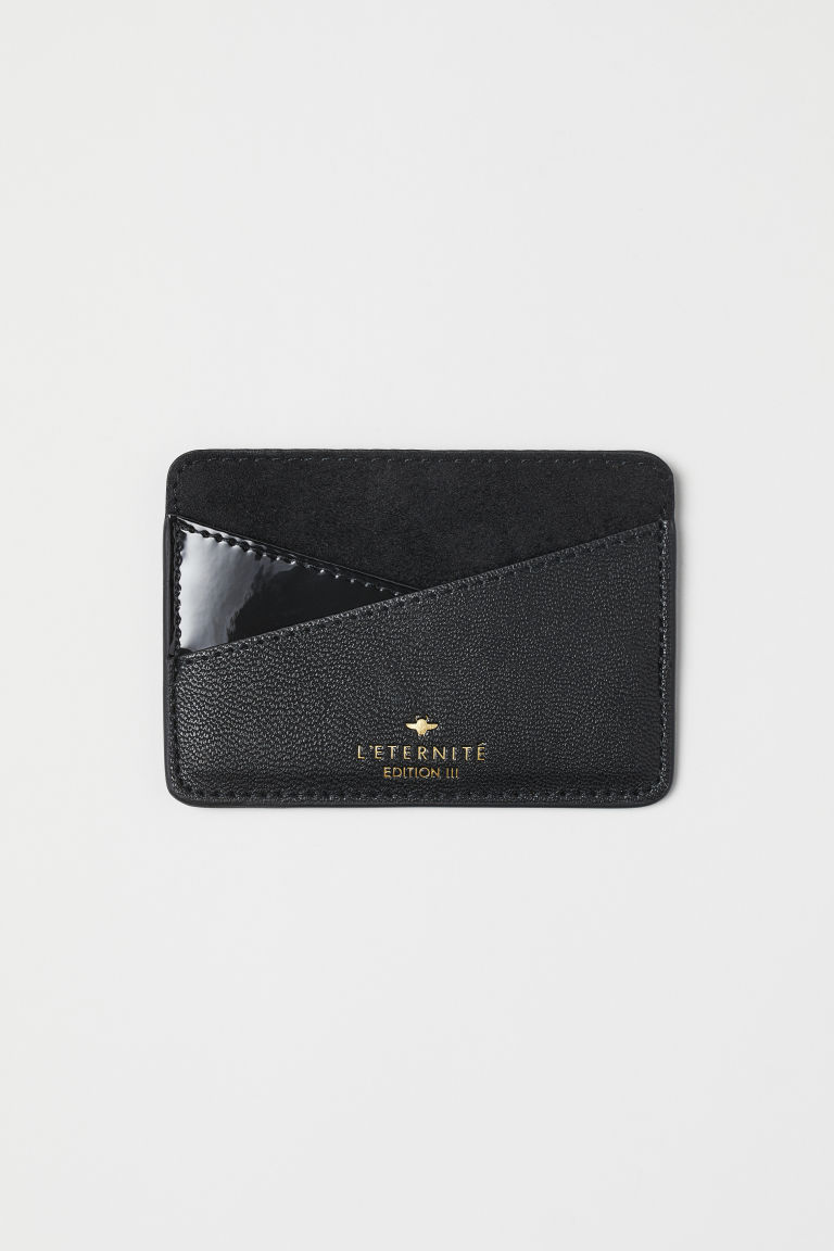 Card holder - Black -  | H&M CN