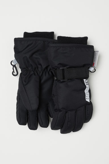 Ski gloves - Black - Kids | H&M