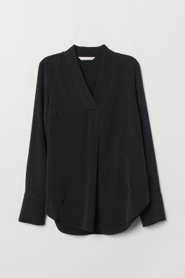 84417c3379 Camicie e Camicette Donna | Camicie Lunghe e Bluse | H&M IT