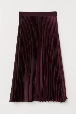 bc654a29192 Plizovaná sukně