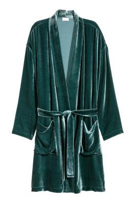 bb5fb5014819a Robes de chambre et Peignoir | Maison | H&M FR