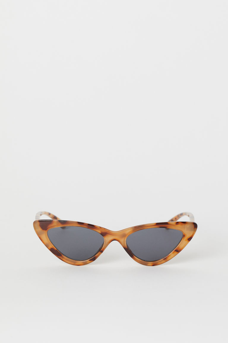 Sunglasses - Tortoiseshell-patterned -  | H&M