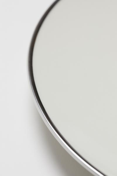 H&M - Plato de porcelana - 2