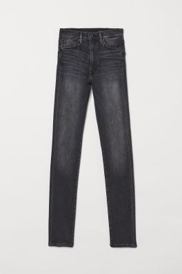 Shaping Skinny High Jeans 787f9a38da