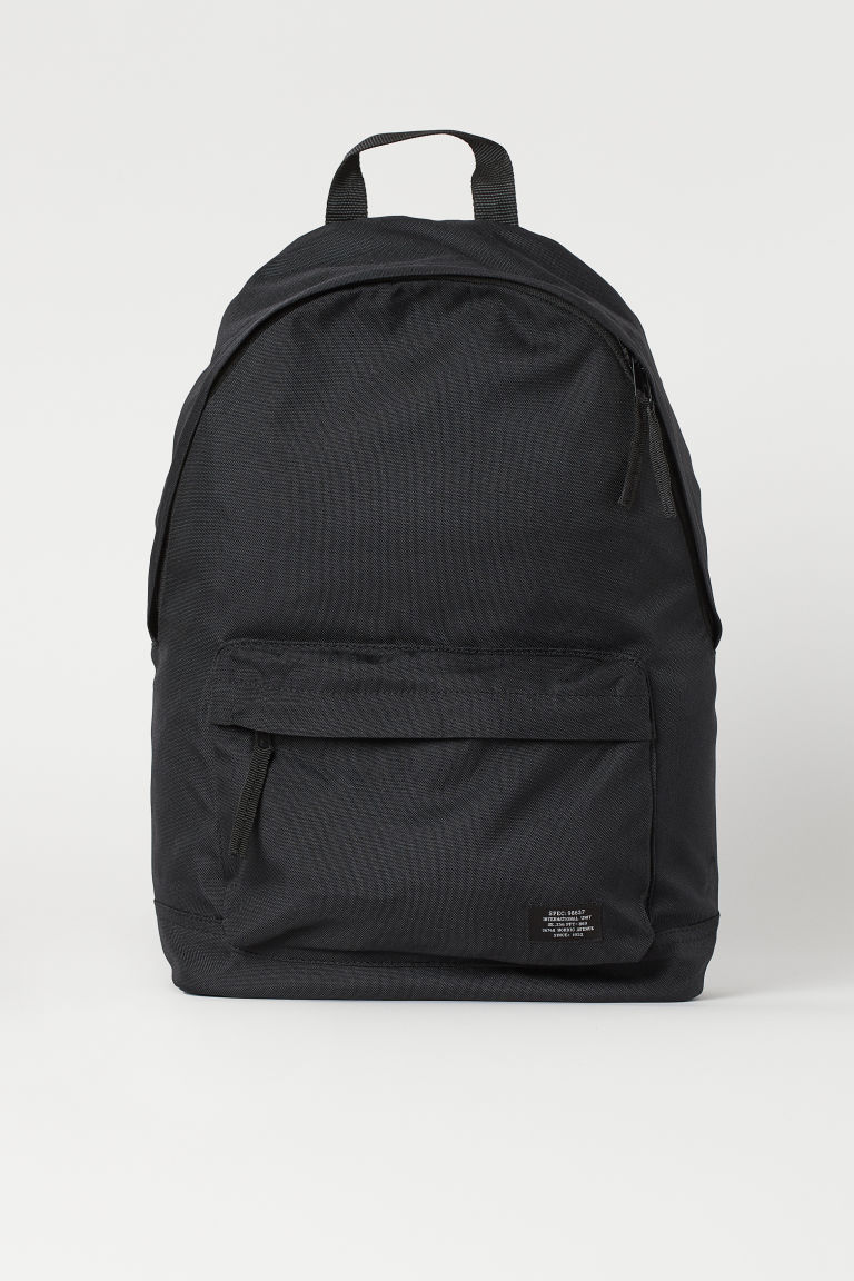 Backpack - Black - Men | H&M
