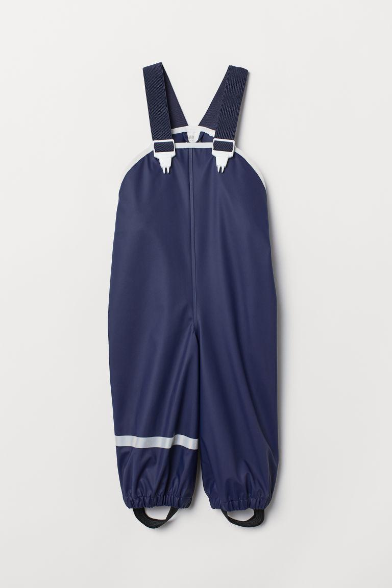 estilo limitado vendido en todo el mundo imágenes detalladas Pantalón impermeable