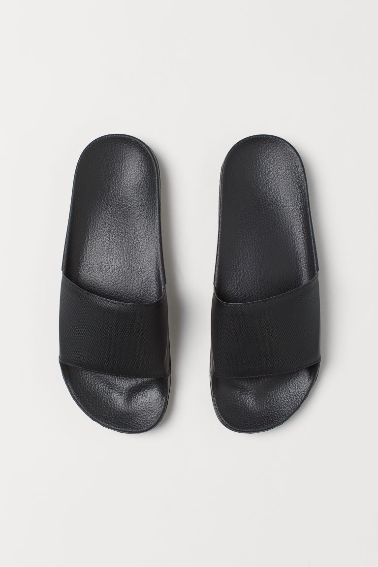 Pool shoes - Black - Men | H&M