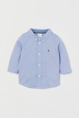 c010fb3e8926 Baby Boy Shirts - 4-24 months - Shop online | H&M US