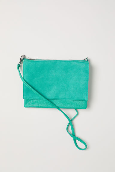 Shoulder bag - Green -  | H&M