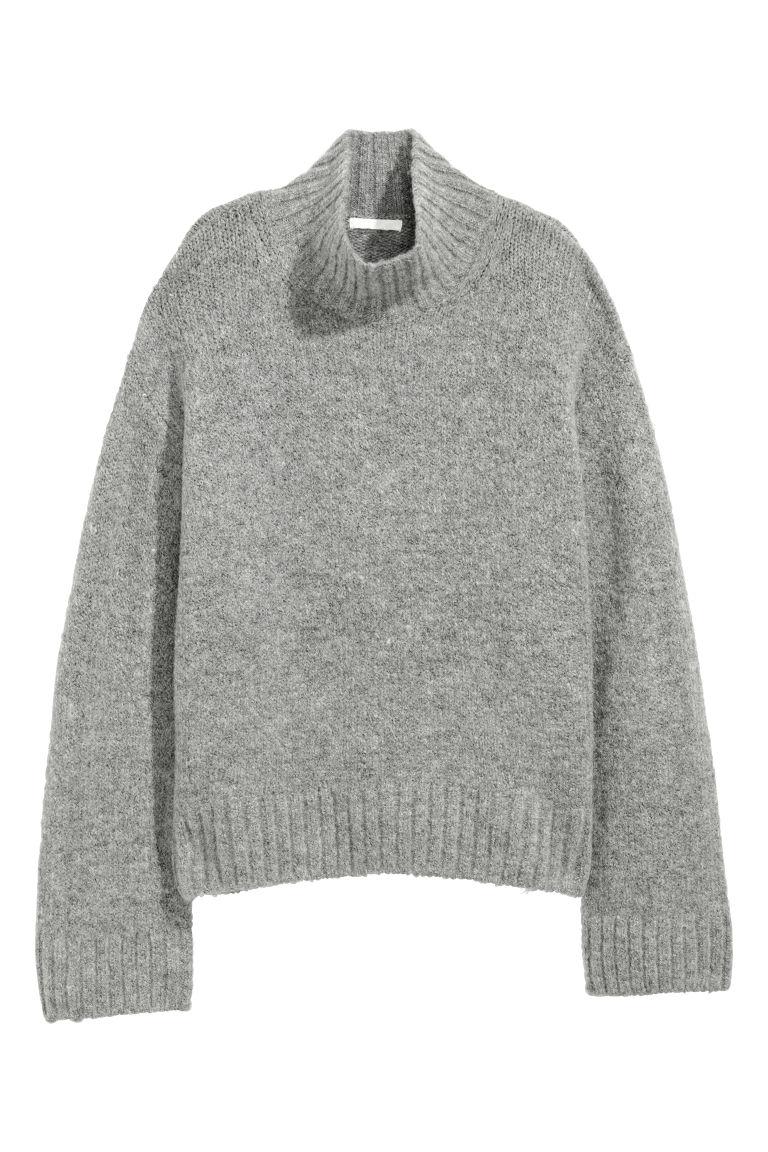 recherche d'authentique personnalisé profiter de prix bas Pull en laine mélangée