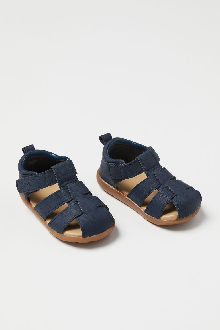 Sandali - Blu scuro - BAMBINO | H&M IT