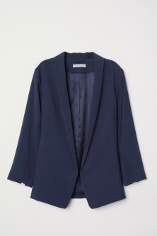 Shawl-collar Jacket