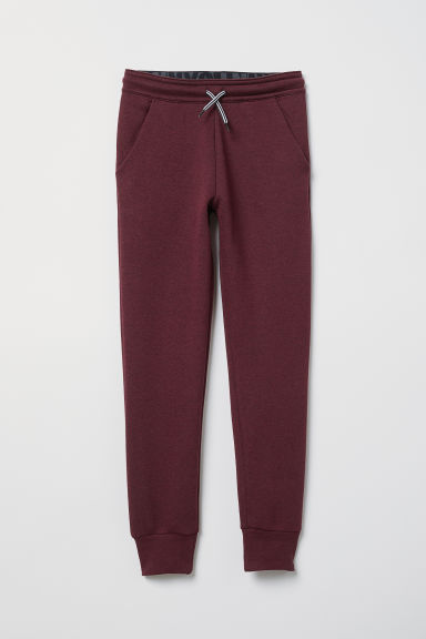 Joggers - Dark red - Kids | H&M