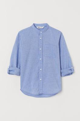 774ddbaafb746 Chemises garçon | 8-14 ans et plus | Garçon | Enfant | H&M FR
