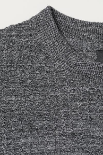 H&M - Textured-knit jumper - 6