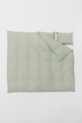 Bed Linen H M Home Collection Shop Online H M Gb