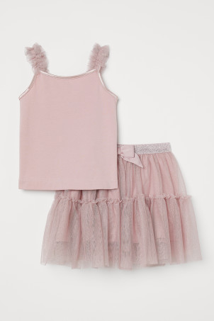 2-piece Tulle Set