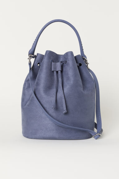 Bucket bag - Pigeon blue - Ladies | H&M