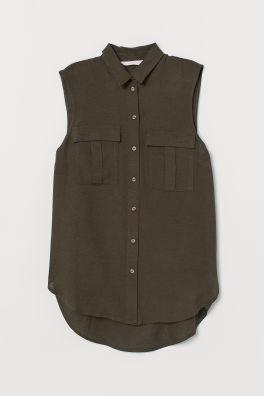 f5ccf711a09c Camisas y Blusas | H&M ES