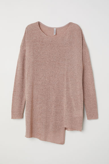 Asymmetric jumper - Mole - Ladies | H&M CN