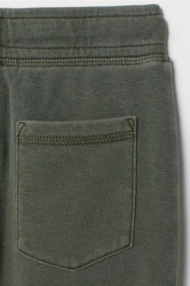 2a3f02e05929 ... Motorkárske športové nohavice - zelená - DETI