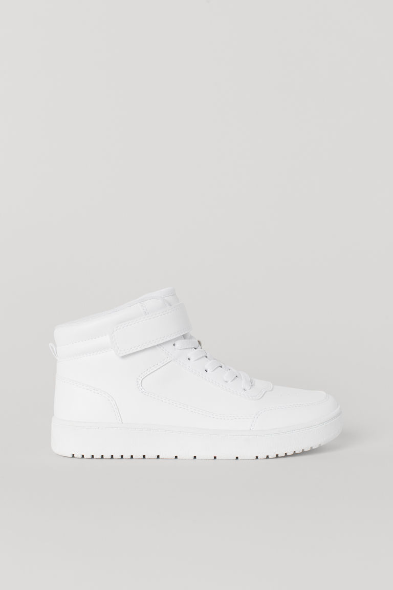 Sneakers alte - Bianco -  | H&M IT