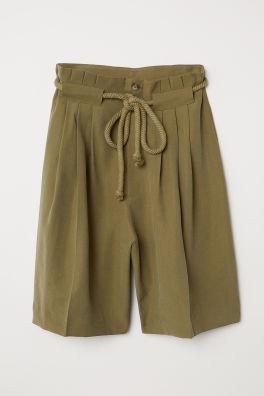 Women s Shorts - Shop Online   H M 2d2f390289
