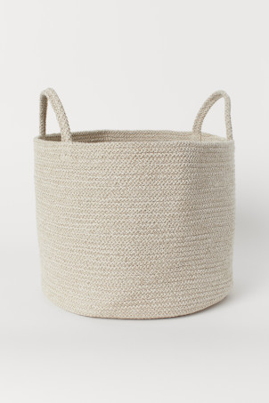 Cotton Storage Basket