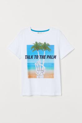 4b9b40787f5a7 Boys Tops & T-shirts - 18 months - 10 years - Shop online | H&M US