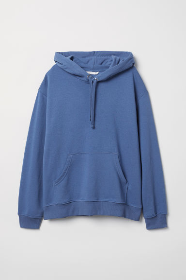 Hooded top - Blue - Ladies | H&M