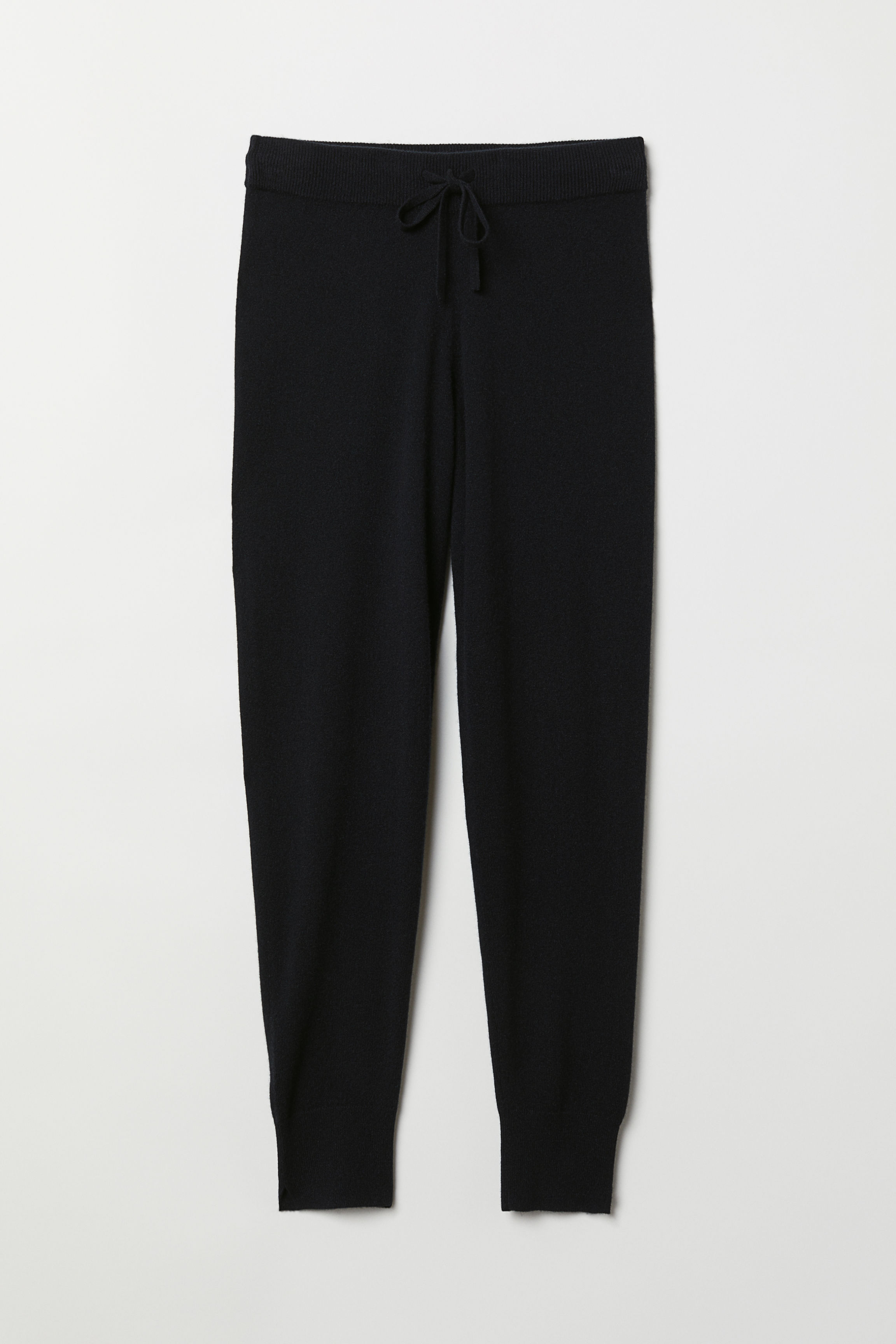 740b9a05827 Cashmere Joggers - Dark gray melange - Ladies | H&M US