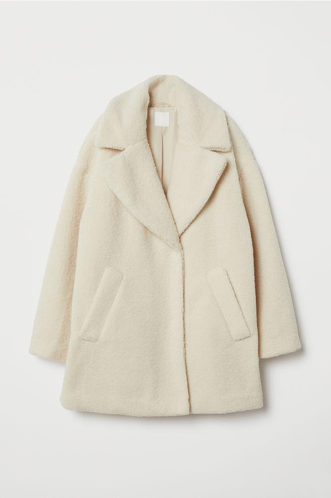 9bba8ca7358 Faux fur coat