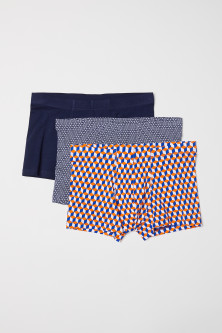3-pack mid trunks