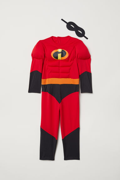 Superhero Costume - Red/Mr. Incredible - Kids | H&M US