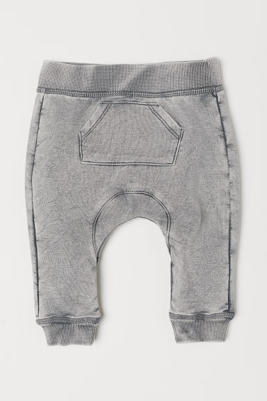 Joggers - Gris/Washed out - NIÑOS | H&M ES