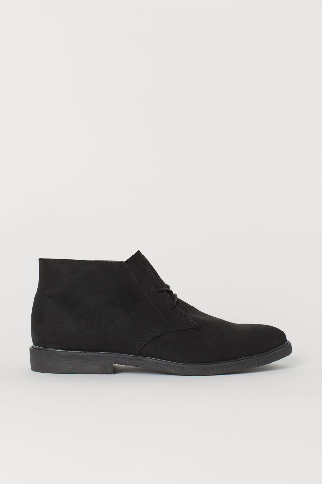 d1065adb346e Desert cipő - Fekete - FÉRFI | H&M ...