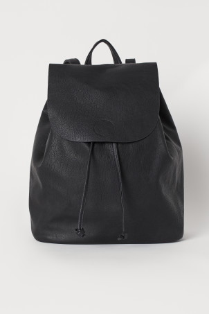 Backpack with a flapModel