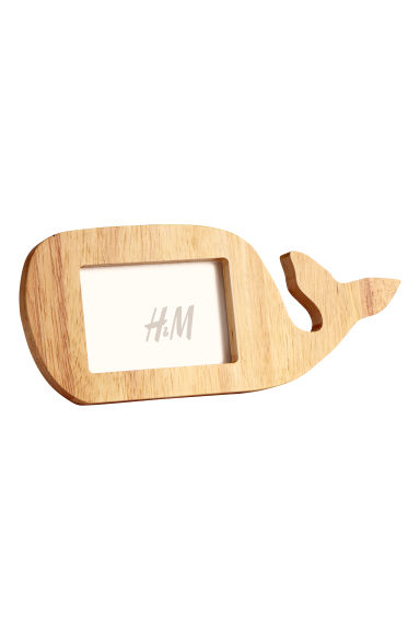 Photo frame - Wood - Home All | H&M IE