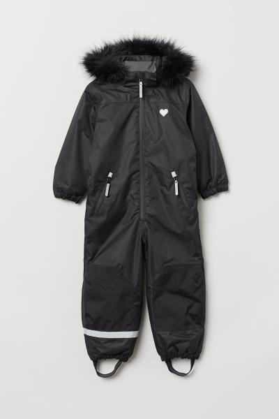 H&M - Padded outdoor all-in-one suit - 4