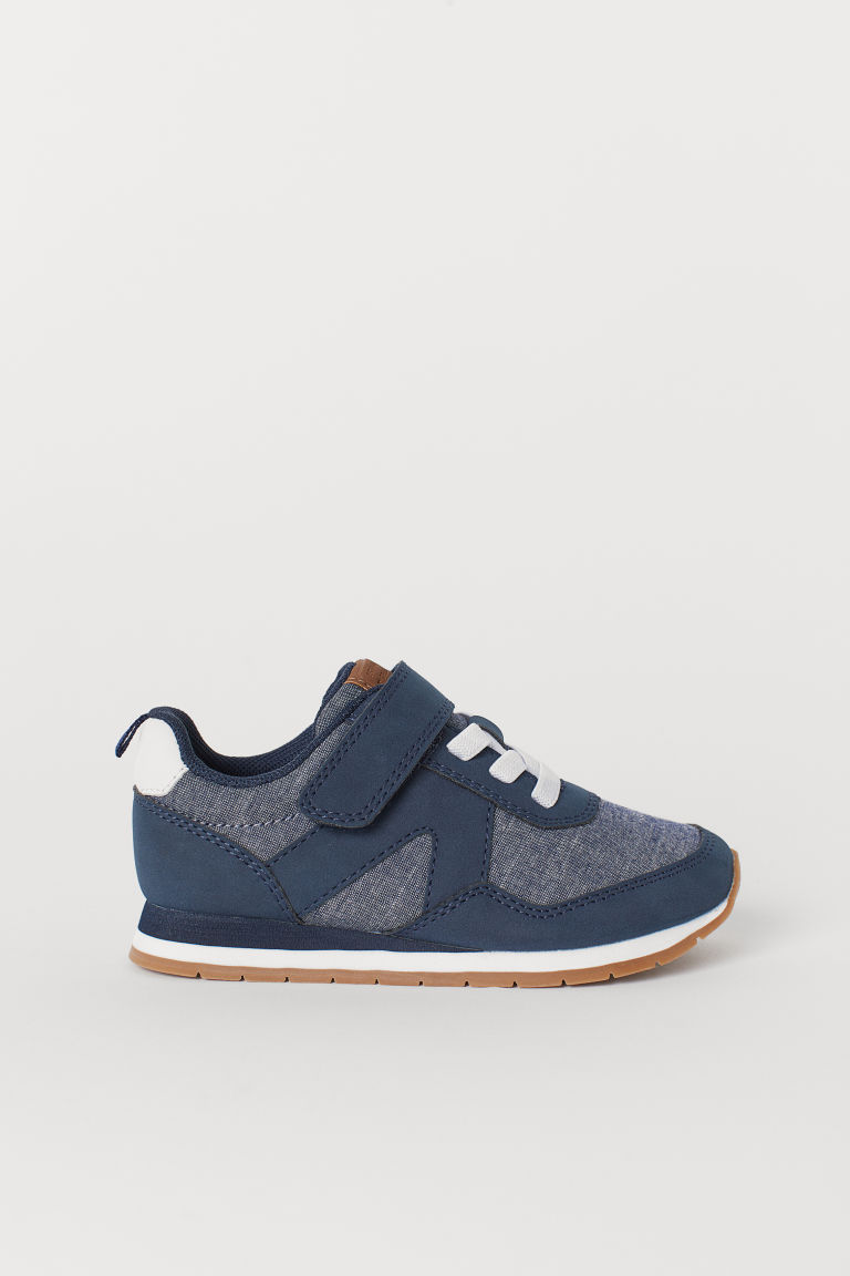 Trainers - Dark blue -  | H&M CN