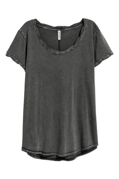 T-shirt - Grigio -  | H&M IT