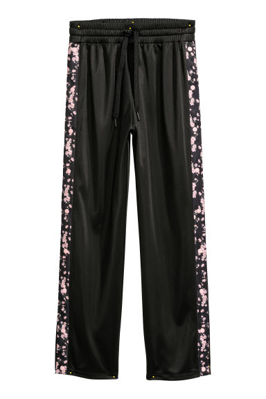 Pantaloni sportivi - Nero -  | H&M IT