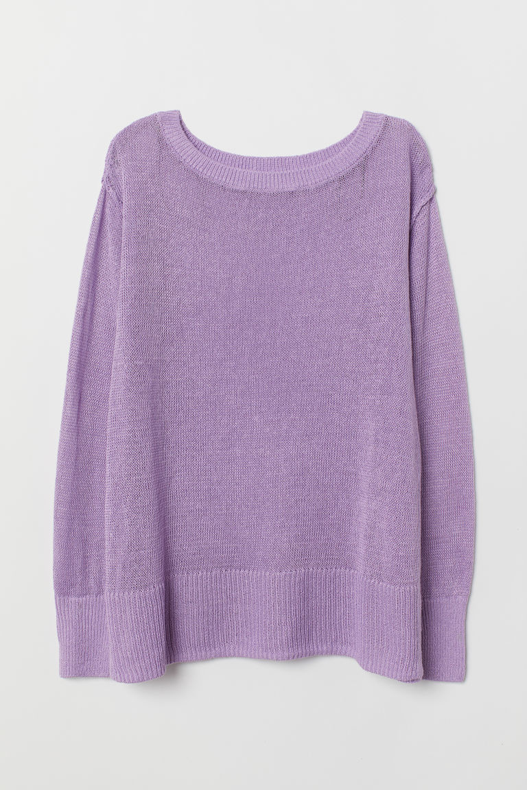 Mama Knit Nursing Sweater by H&M